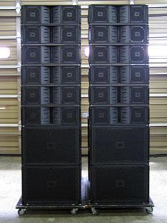 JBL VT-4886 & VT-4883