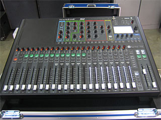 Soundcraft Si Compact24